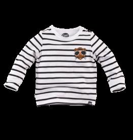 Z8 Stockholm Bright white/Black/Stripes