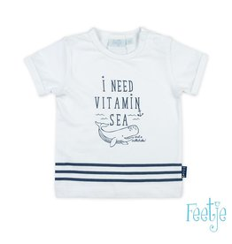 Feetje T-shirt I Need Vitamin - Mr. Good Looks Wit