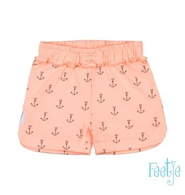 Feetje Short AOP - Sailor Girl Roze