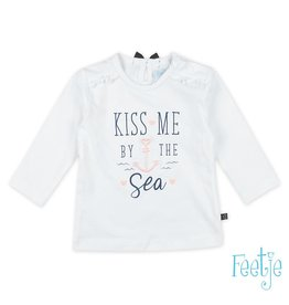 Feetje Longsleeve Kiss Me - Sailor Girl Wit
