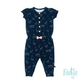 Feetje Jumpsuit - Sailor Girl Marine
