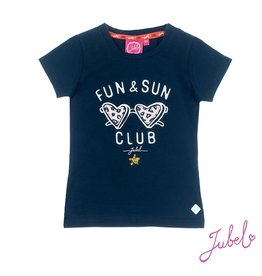 Jubel T-shirt Fun & Sun Club - Funbird Marine