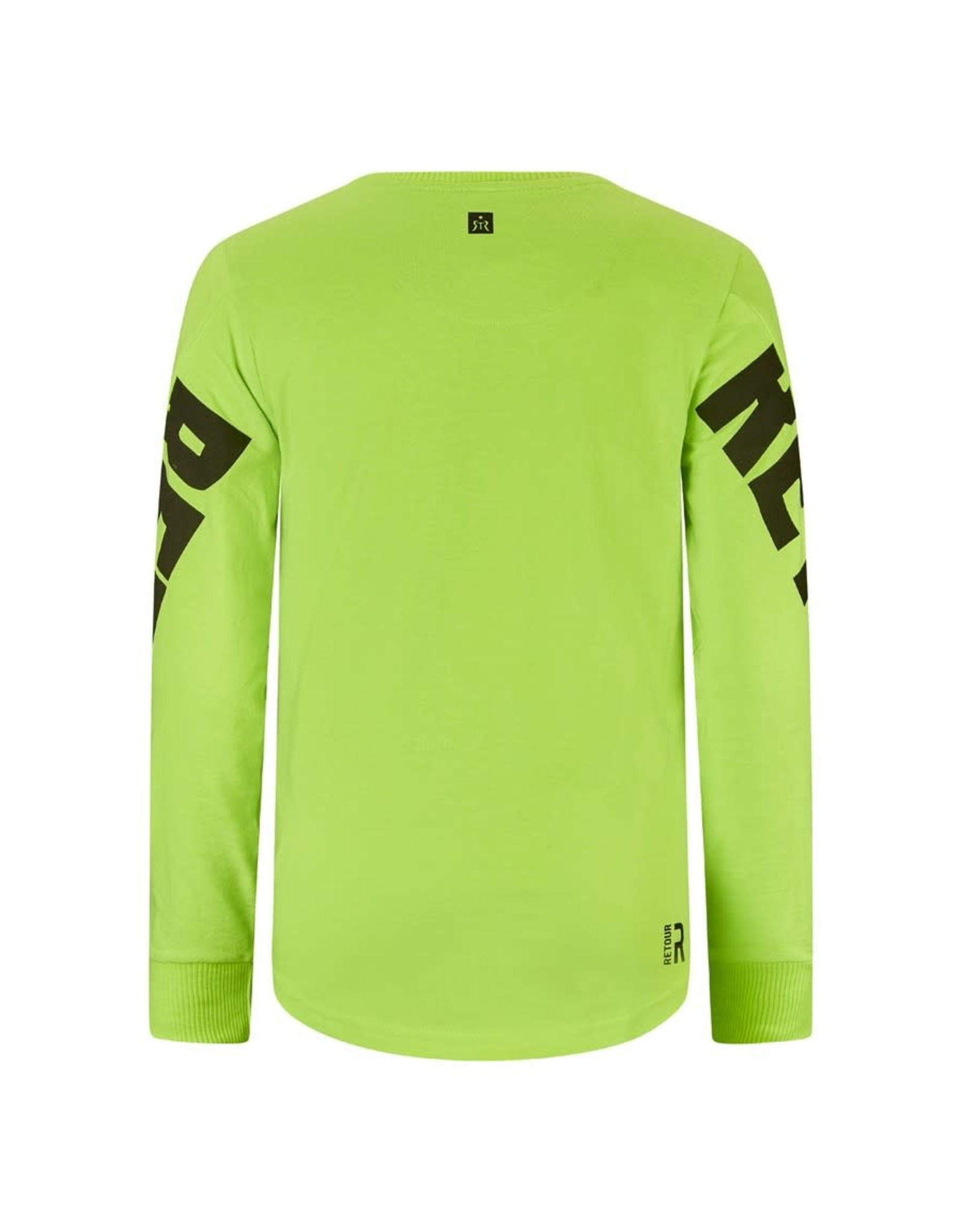Retour Clive 6000 Neon green
