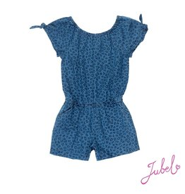 Jubel Denim playsuit AOP - Summer Denims Blue denim