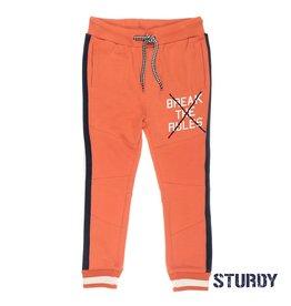 Sturdy Sweatbroek - Treasure Hunter Oranje