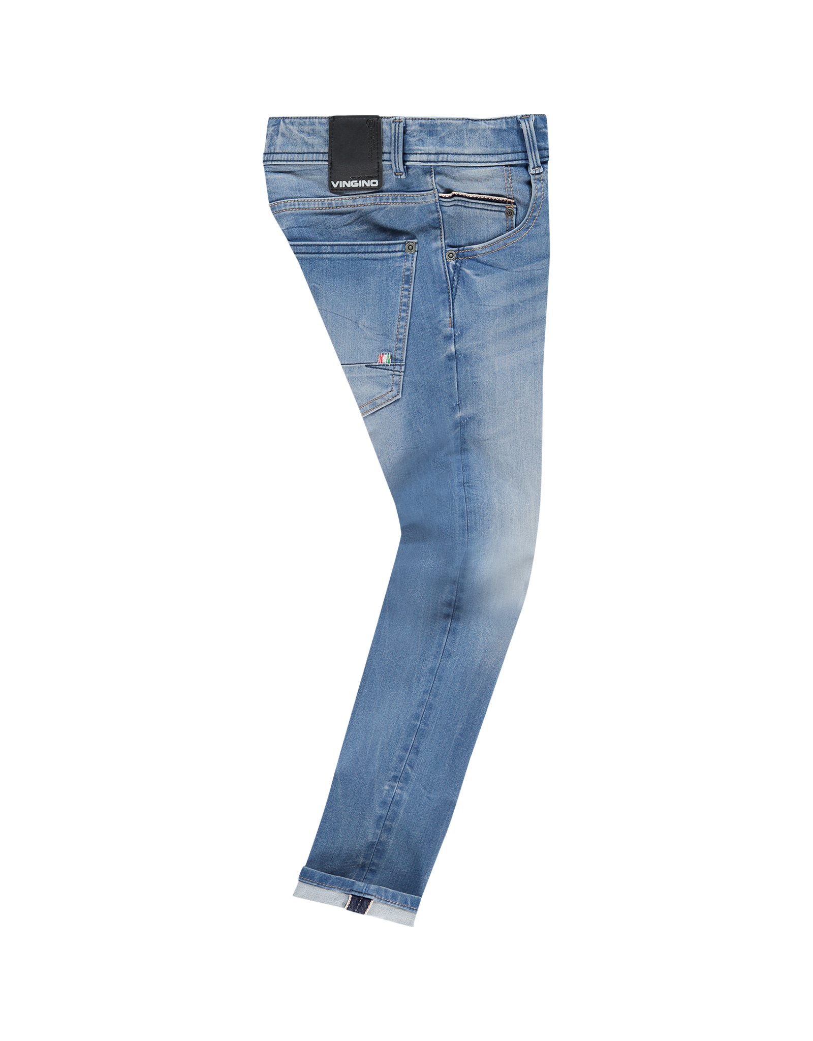 Vingino Alfons 158 Light Vintage 4 Way Stretch Denim Skinny