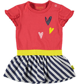 BESS Dress 3 Hearts 12 Red
