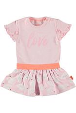 BESS Dress Love 007 Pink