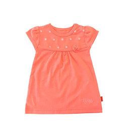BESS Dress Short Sleeves 013 Coral