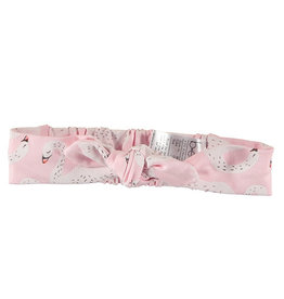 BESS Headband AOP Swan 007 Pink