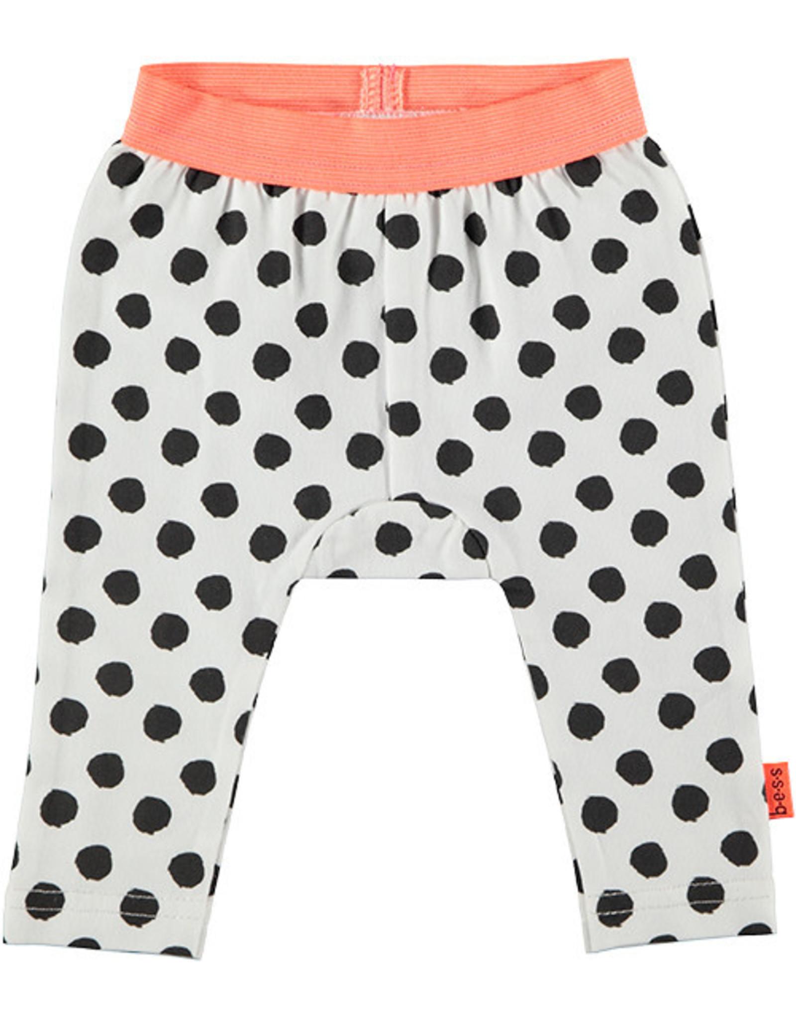 BESS Legging Dots 001 White