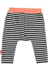 BESS Legging Striped 004 Black