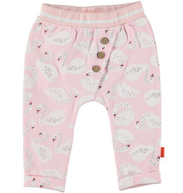 BESS Pants AOP Swan 007 Pink
