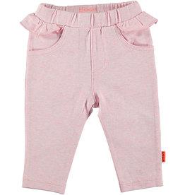BESS Pants Ruffle 007 Pink