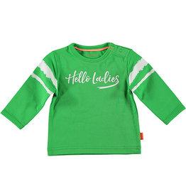 BESS Shirt l.sl. Hello Ladies 014 Green