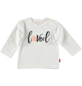 BESS Shirt l.sl. Loved 001 White