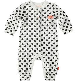 BESS Suit Dots 001 White