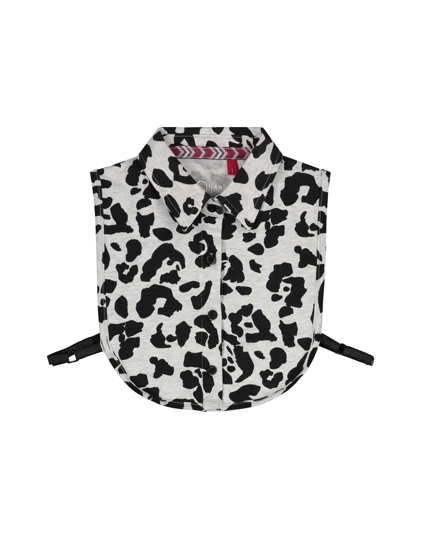 Quapi Anoah S201 Collar Dark grey leopard