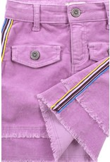 Looxs Girls corduroy skirt Lilac