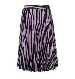 Looxs Girls plissee zebra skirt ZEBRA
