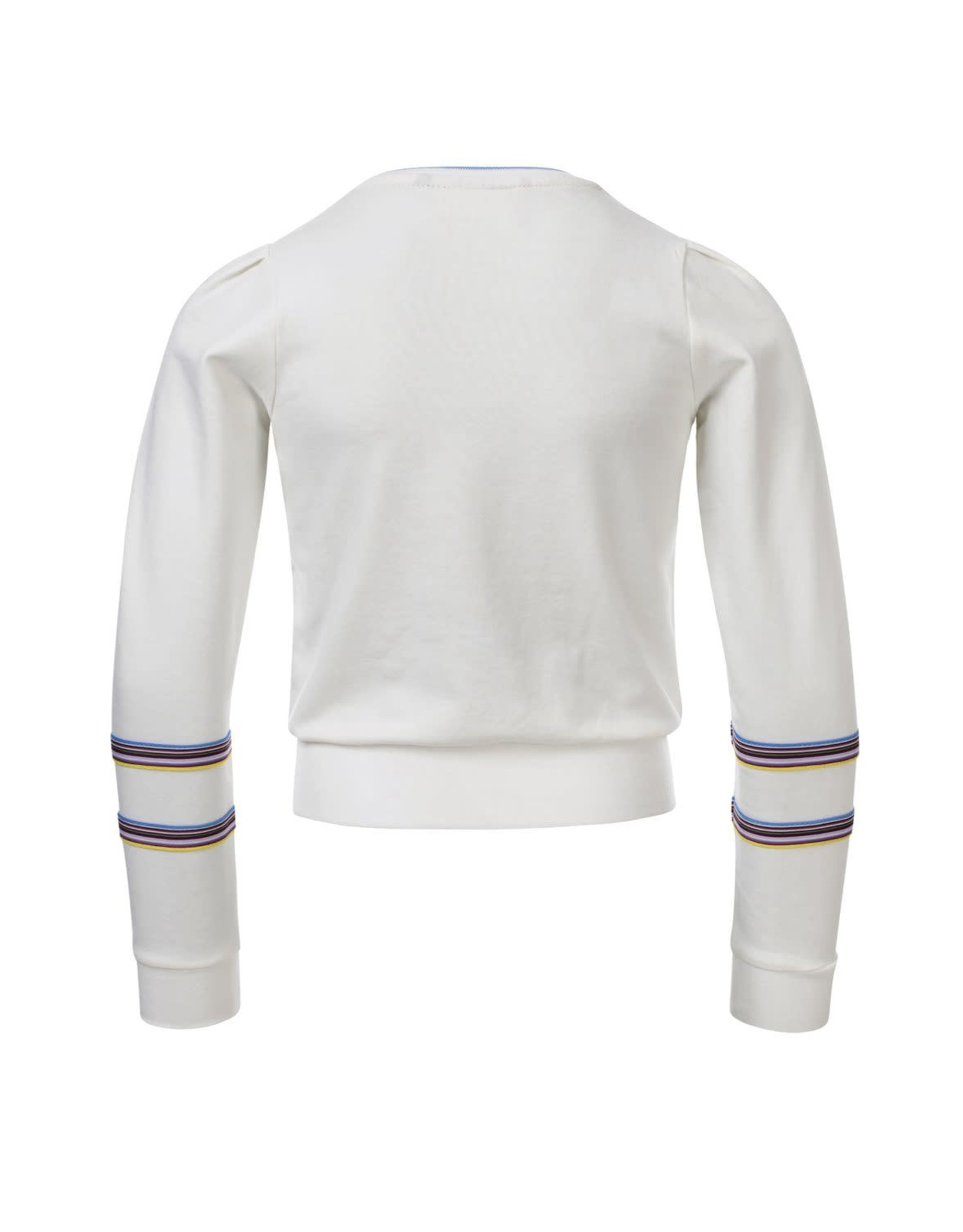 Looxs Girls sweater off white