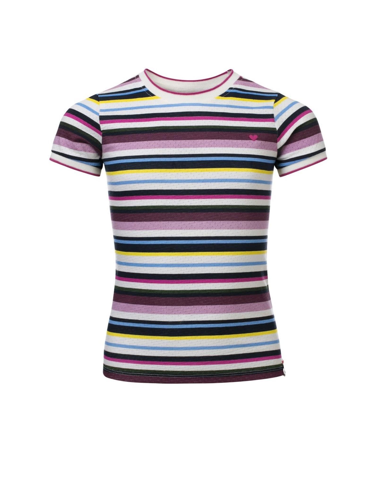 Looxs Girls T-shirt s/s multi colour