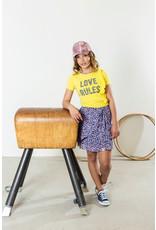 Looxs Girls T-shirt s/s yellow