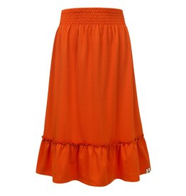 Looxs Little long skirt rust
