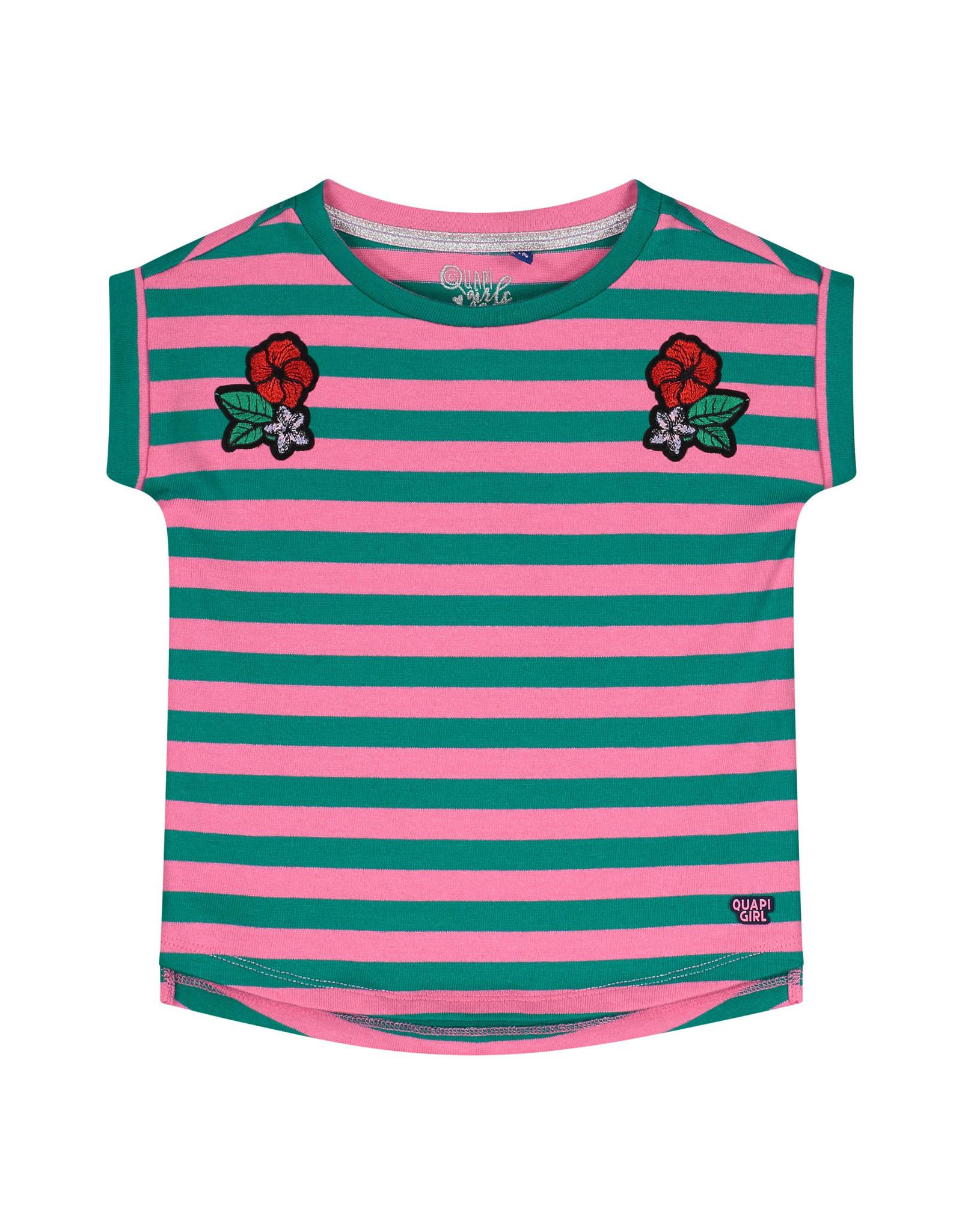 Quapi ALIAH S202 Balad Pink Stripe