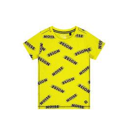 Quapi ALAIN S202 Blazing Yellow Tekst