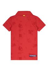 Quapi AMARO S202 Flame Red Sketch