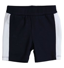 Gymp SHORTS - BICOLOR - AEROMAX - P MARINE/WIT