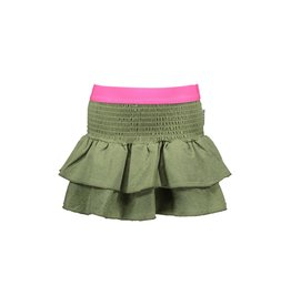 B-nosy Rok with smocked part and layers 370 Mermaid
