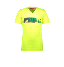 Tygo & vito T-shirt RACING 540 Safety Yellow