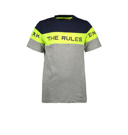 Tygo & vito T-shirt THE RULES 190 Navy