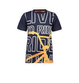 Tygo & vito T-shirt BMX 190 Navy