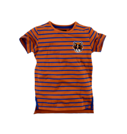 Z8 Bryce Cognac/Brilliant blue/Stripes