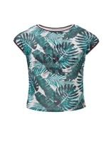 Looxs Girls 2 in 1 T-shirt s/s Jungle AO