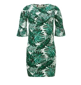 Looxs Girls dress 1/2  sleeve Jungle AO