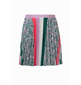 Looxs Little pleated skirt Bardot stripe Y/D