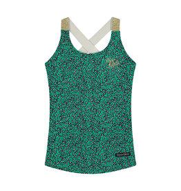 Quapi AMIELLE S203 Jungle Green Leopard