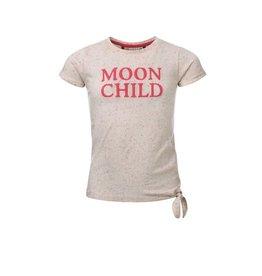 Looxs Little T-shirt moon spikkel sand
