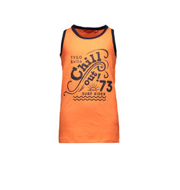 Tygo & vito Tanktop neon 565 Shocking orange