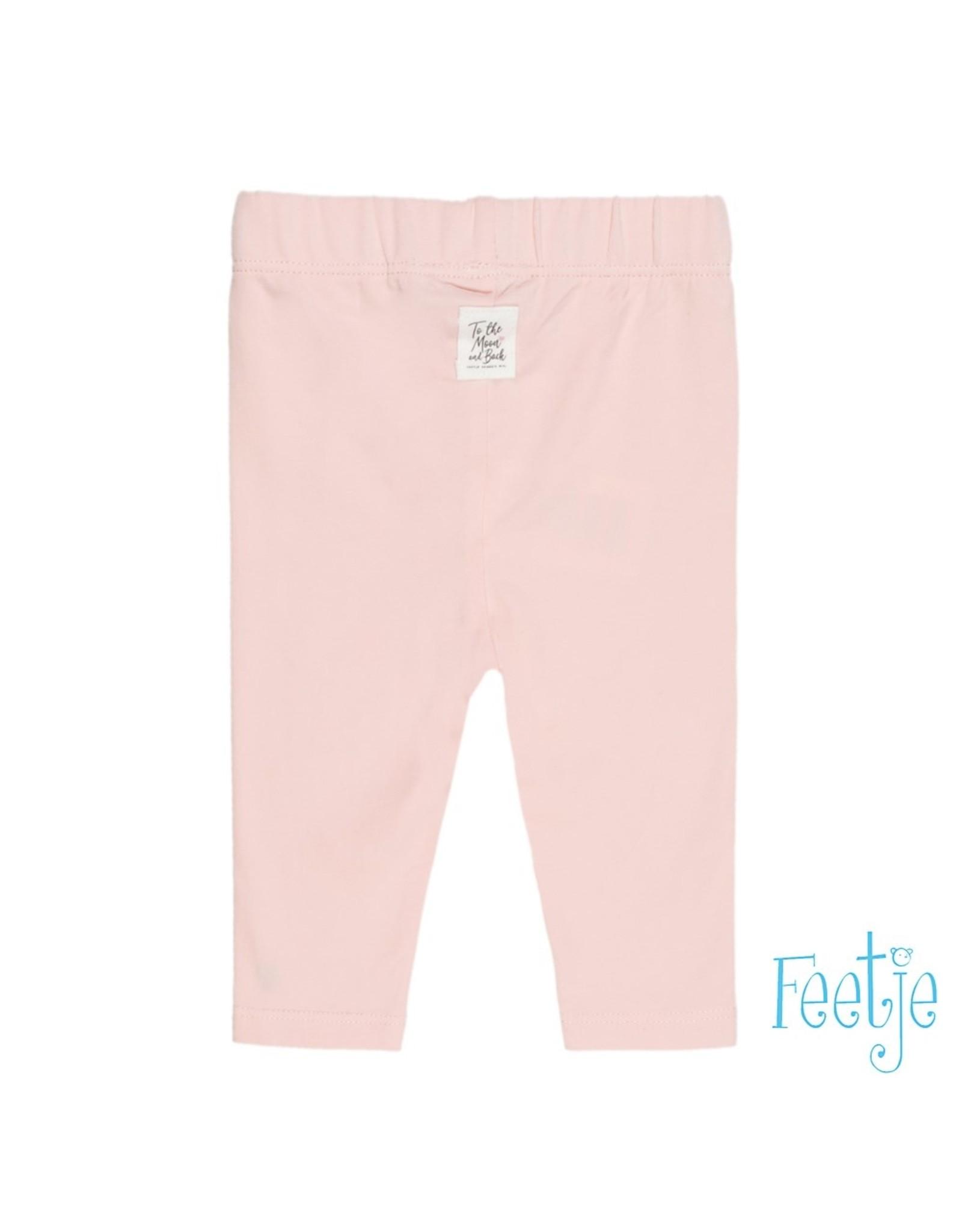 Feetje Legging - Dots Roze