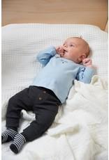 Feetje Broek - Mini Person Antaciet melange