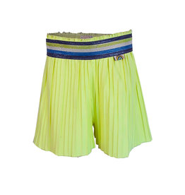 Topitm Skirt plisee Neon Lime Plisee
