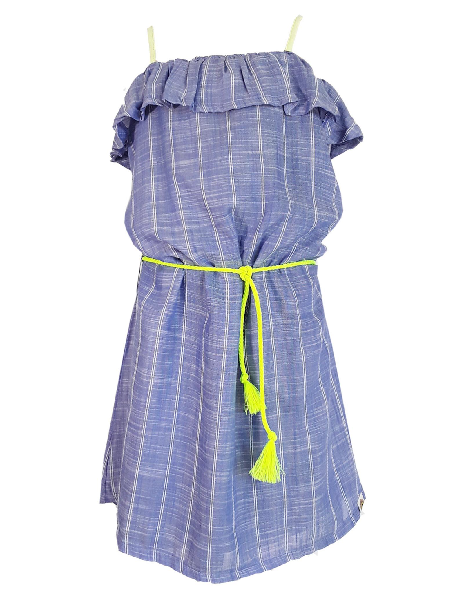 Topitm Dress Ursela Ice blue