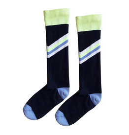 Topitm Socks  Annabelle  blue/ multi colour