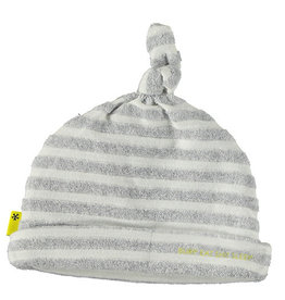 BESS Hat Striped 1 White