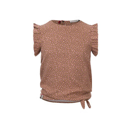 Looxs Girls top Coral